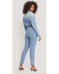 Dr. Denim Retro Jeans - Blauw