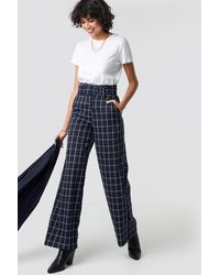 NA-KD - Classic Paperbag Suit Pants - Lyst
