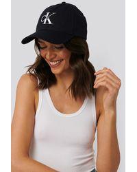 Calvin Klein Baseball-Cap - Blau