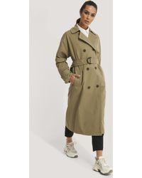 Mango Trenchcoat - Naturel