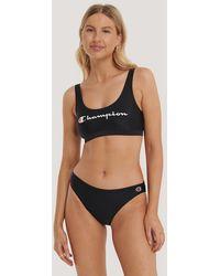 Champion Bikini Bottom - Schwarz