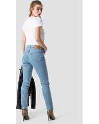 Levi's - 501 Skinny Jeans Small Blessings - Lyst