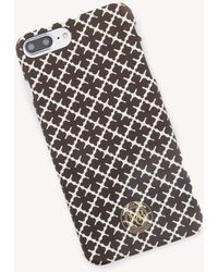 By Malene Birger Pamsy Iphone 7/8 Case - Brown