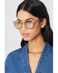 Le Specs - Bandwagon Matte/stone - Lyst