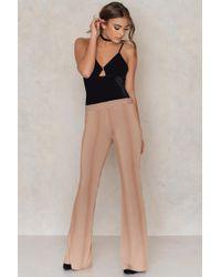 NA-KD - Fuyu Trousers - Lyst
