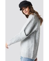 Cheap Monday Device Knit - Grijs
