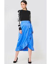 Gestuz - Ihara Skirt Granada Sky - Lyst