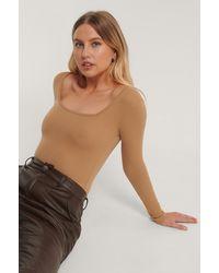 Trendyol Body - Bruin