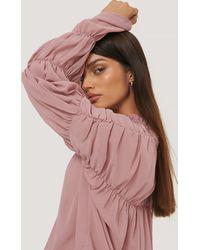 Rut&Circle Pink Victoria Blouse