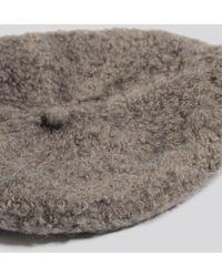 Mango Gisele Hat - Bruin