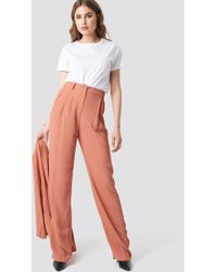 Mango - Pinky Trousers - Lyst