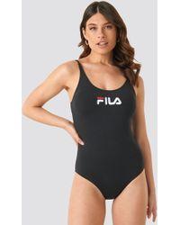 Fila Saidi Bathing Suit Black