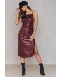 15a1ed9ca7 Lyst - Motel Rocks Luveries Tube Top Dress in Black
