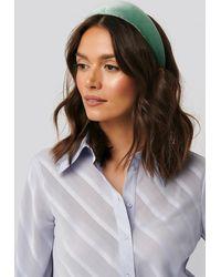 Mango Turquoise Rosalie Hairband - Multicolor