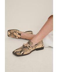 NA-KD Shoes Loafers - Naturel