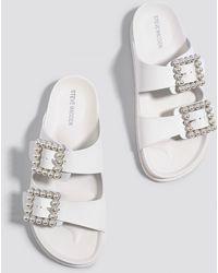 Steve Madden Luxely Flat Sandal - Meerkleurig
