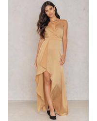 Passion Fusion - Slip Maxi Dress - Lyst