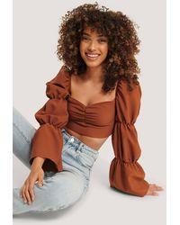 Trendyol Bluse - Mehrfarbig