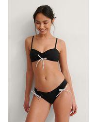 Calvin Klein Klassisches Bikini-Höschen - Schwarz