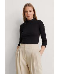 Calvin Klein Top - Zwart