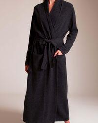 Arlotta By Chris Arlotta | Cashmere Long Robe | Lyst