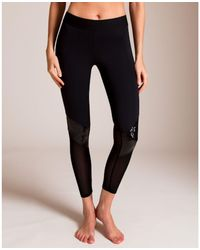 Heroine Sport Collection 6 Cycling Pant - Black