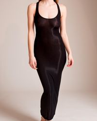 Maison Close Bellevue Dress - Black