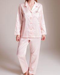 Louis At Home - Signature Monaco Pyjama - Lyst