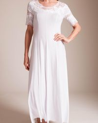 Paladini Couture - Jersey Intarsio Jennifer Long Gown - Lyst