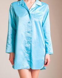 Louis At Home - Signature St. Tropez Nightshirt - Lyst