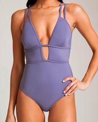 Lazul - Rufina Cameron Swimsuit - Lyst