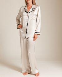 Christine - Geisha Pyjama - Lyst