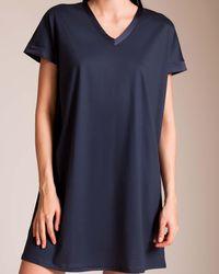 CALIDA Mina Sleepshirt - Blue