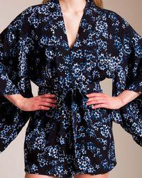 Fleur du Mal - Haori Kimono - Lyst