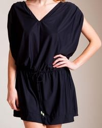 Lenny Niemeyer | Touch Draped Cover Up | Lyst