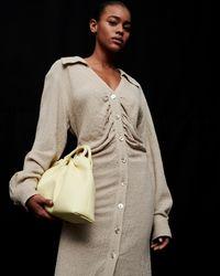 Nanushka Trapeze - Vegan Leather Bag - Multicolour
