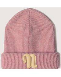 Nanushka Higgins - Ribbed-knit Beanie - Pink
