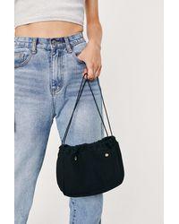 Nasty Gal Bag Organiser Insert - Black