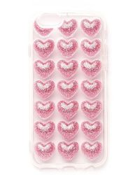 Nasty Gal | Hand On Your Heart Iphone 6/7/6+/7+ Case | Lyst