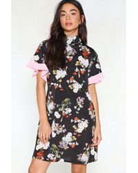 Nasty Gal - Feeling Grown Up Mini Dress - Lyst