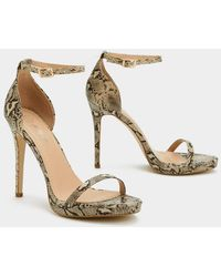 Nasty Gal - Stepping Out Stiletto Heel - Lyst