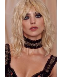 Love - , Courtney By Nasty Gal Club Lingerie Choker - Lyst