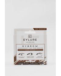 Nasty Gal Kit Teinture Sourcils Eylure - Dark Brown - Marron