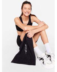 Nasty Gal - Branded Sports Towel - Lyst