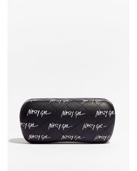 Nasty Gal Nothing But A Sunglasses Case - Black