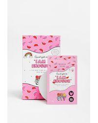 Nasty Gal Mallows Watermelon 5-pc Sheet Mask Set - Pink
