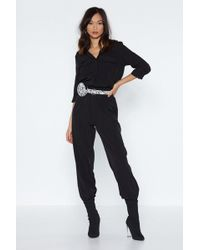 Nasty Gal - All In One Go Jumpsuit - Lyst