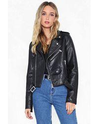 Nasty Gal Bad Motor Moto Jacket Bad Motor Moto Jacket - Black
