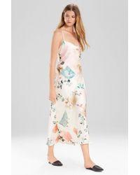 Natori - Josie Watercolor Gown - Lyst