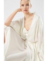 Natori Bride's Dream Robe - White